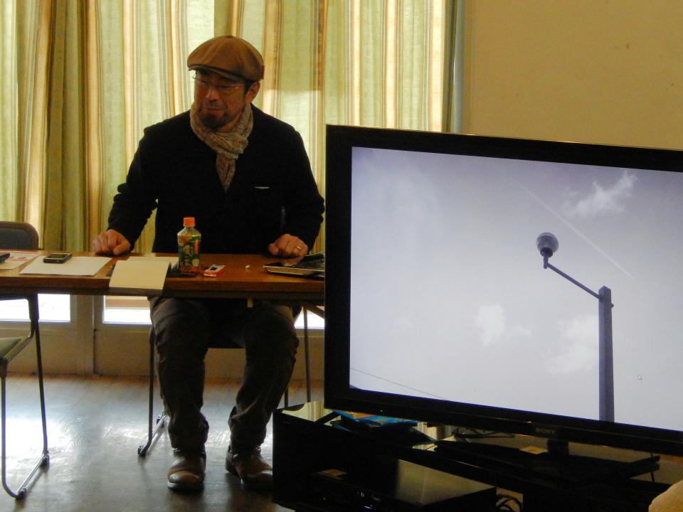 「モルエラニの霧の中」ダイジェスト版を基に解説する監督
