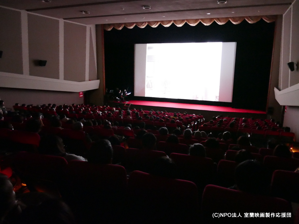 10月23日(日) 札幌特別試写会の模様